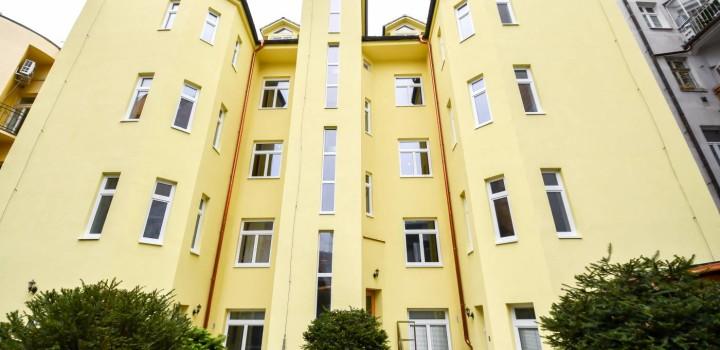 Снять квартиру студию Братислава Grösslingová