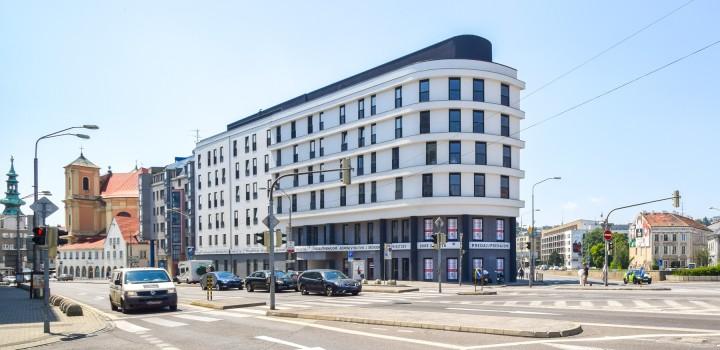 Трёхкомнатная квартира купить Братислава центр