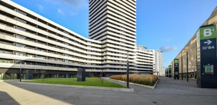 Однокомнатная аренда Братислава Tehelné pole