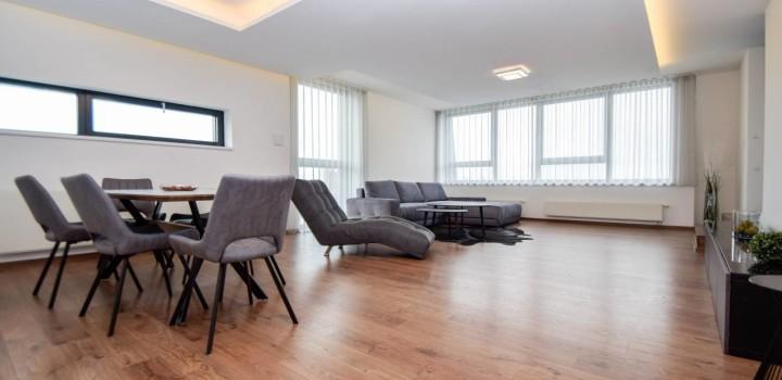 Элитная недвижимость квартира Братислава River Park