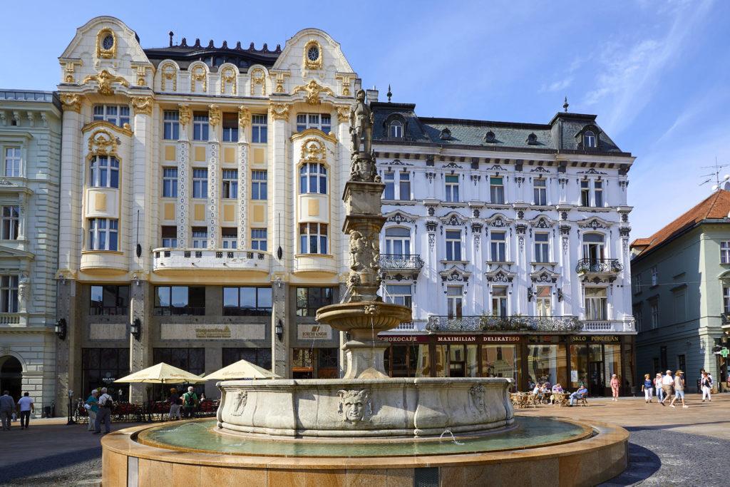 приобрести жилье в Словакии